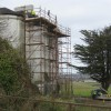VMH, roof restoration works under way. Pic: G.Lehane, Grange Frankfield Partnership.